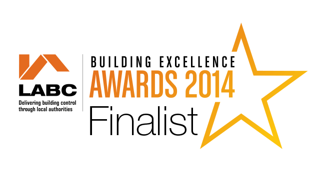 LABC Building Excellence Awards 2014 – FINALIST