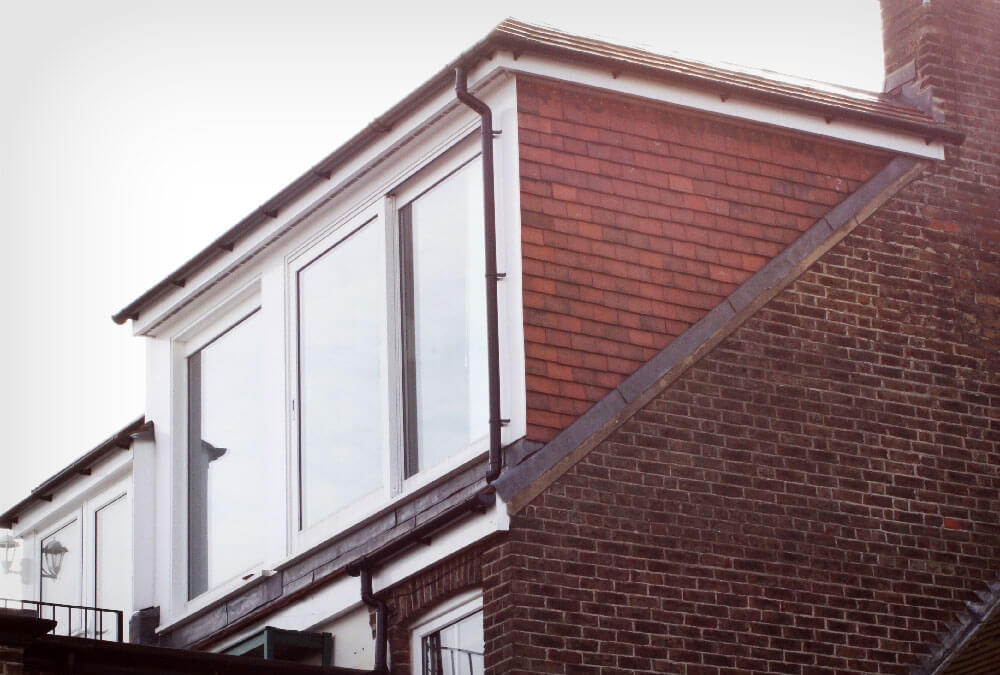 Soundhouse dormer conversion