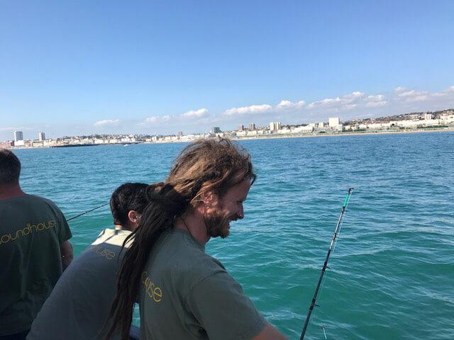 Surprise fishing trip